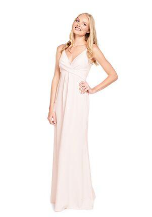 Bari Jay Bridesmaids 2018 V-Neck Bridesmaid Dress