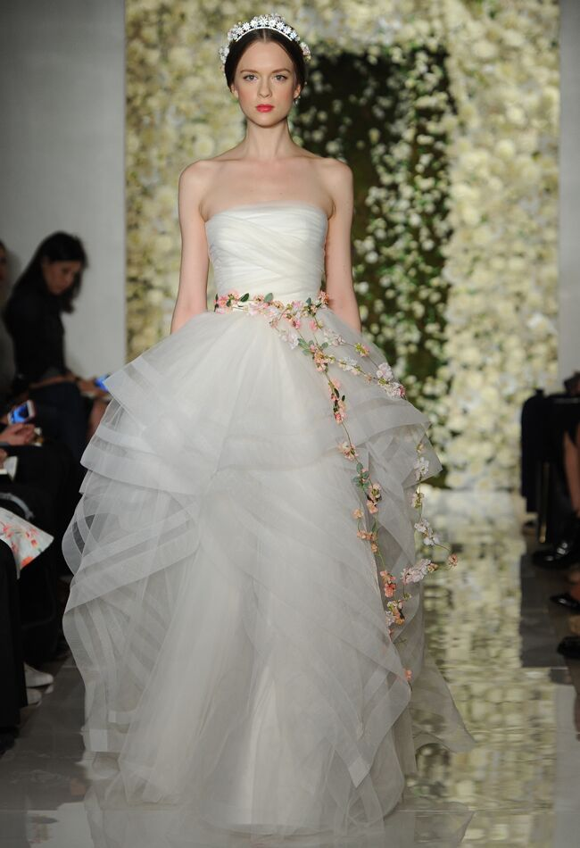 Reem Acra Wedding Dresses Fall 2015