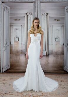 LOVE by Pnina Tornai for Kleinfeld 14488 Sheath Wedding Dress