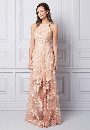 LE CHÂTEAU Wedding Boutique Bridesmaid Dresses NOELLINE_359804_653 Halter Bridesmaid Dress