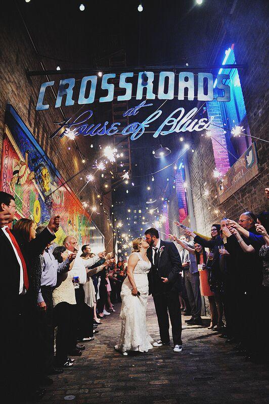 House Of Blues New Orleans Reception Venues New Orleans La