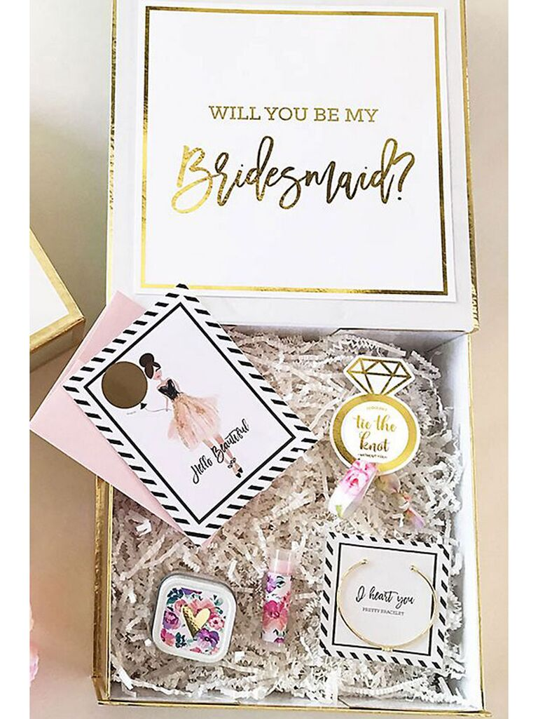 40 creative bridesmaid proposal ideas