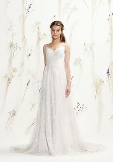 Lillian West 6395 A-Line Wedding Dress
