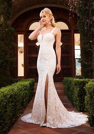 Casablanca Bridal 2388 Raven Mermaid Wedding Dress