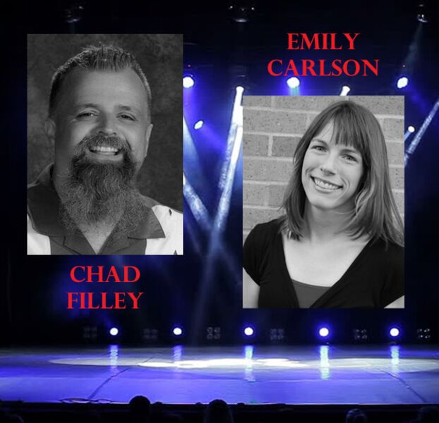 Chad Filley & Emily Carlson Best: 2013/2015/2017 - Comedian - Cambridge, MN
