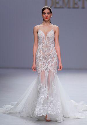Demetrios 200115 Mermaid Wedding Dress