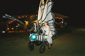 A Butterfly Bike Getaway