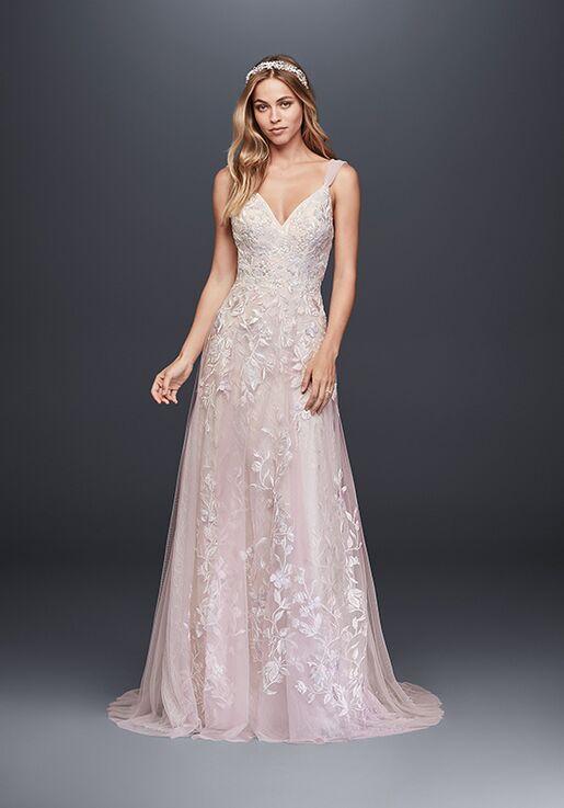 800de759 Melissa Sweet for David's Bridal MS251187 Wedding Dress | The Knot