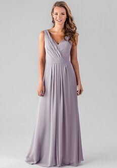 Kennedy Blue Amelia V-Neck Bridesmaid Dress