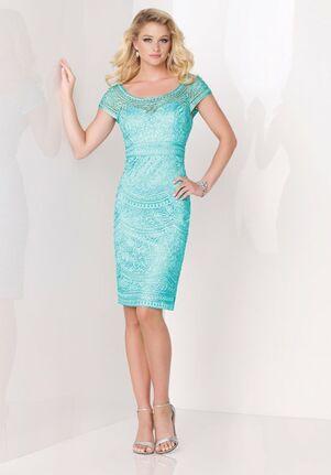 b185ec4b383e2 Social Occasions by Mon Cheri 115869 Green Mother Of The Bride Dress