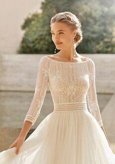 Rosa Clará Couture EDNA A-Line Wedding Dress