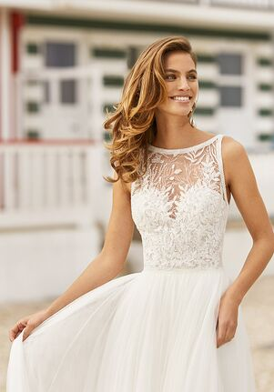 Rosa Clará Soft HANIEL Sheath Wedding Dress