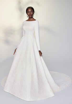Justin Alexander Signature Leanne Ball Gown Wedding Dress