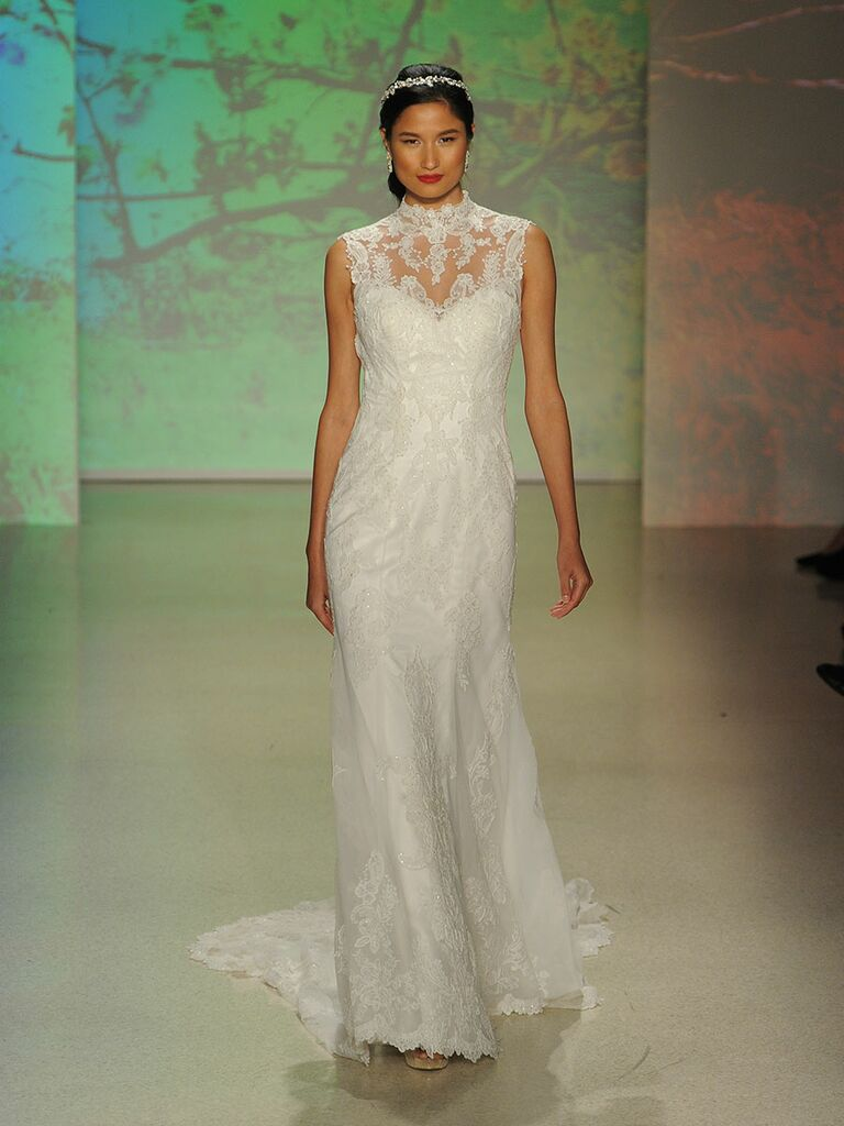 Alfred Angelo Spring Fall 2017 Collection Bridal Fashion Week Photos