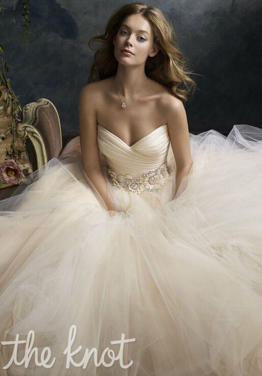 Lazaro 3108 Wedding Dress - The Knot