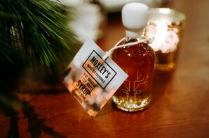 Personalized Old-Fashioned Wedding Favors