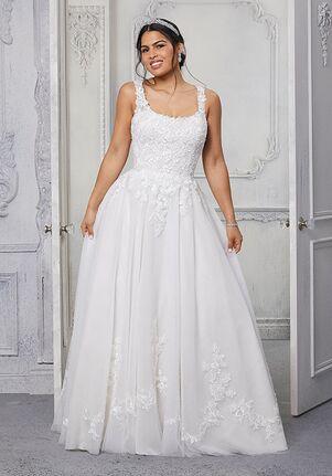 Morilee by Madeline Gardner/Julietta Cynthia A-Line Wedding Dress