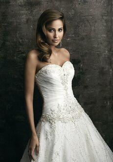 Allure Bridals 8769 Ball Gown Wedding Dress
