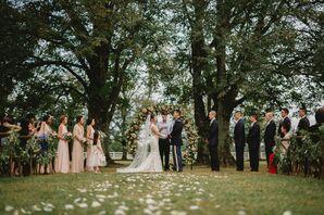 Tree Grove Ceremony