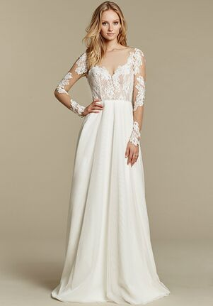 Blush by Hayley Paige 1604 Ginger A-Line Wedding Dress