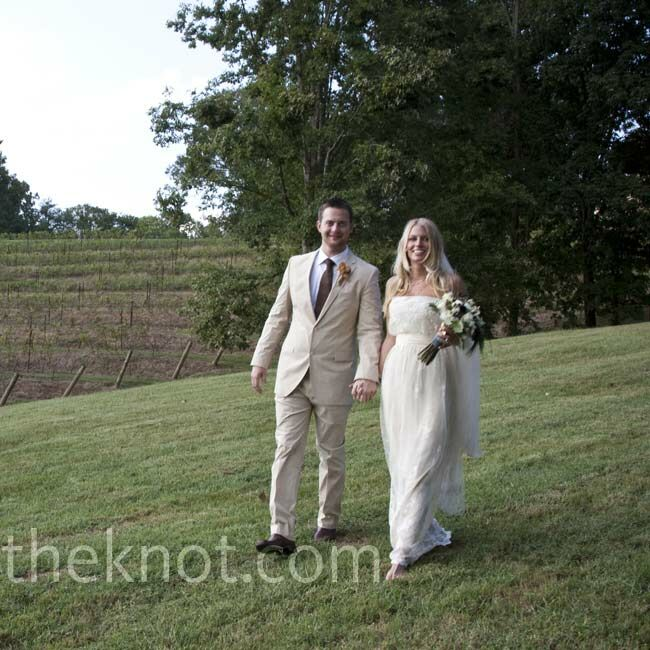 Vineyard Wedding Location