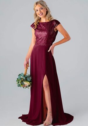 Kennedy Blue London Bateau Bridesmaid Dress