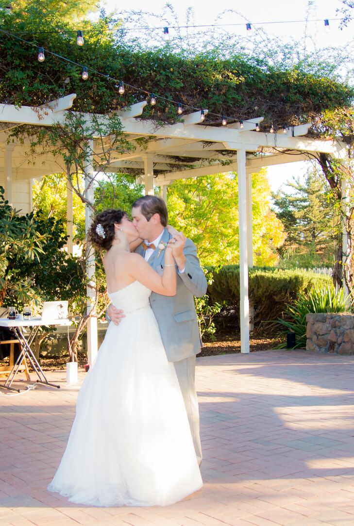 Angela and James First Dance