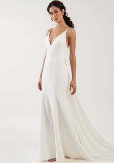 Jenny by Jenny Yoo Marley Mermaid Wedding Dress