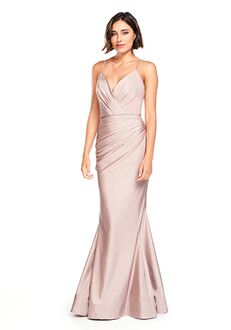 Bari Jay Bridesmaids 2000 Halter Bridesmaid Dress