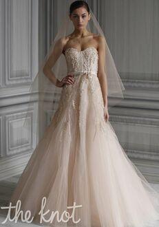 Monique Lhuillier Candy A-Line Wedding Dress