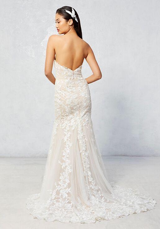 Ivy & Aster Raven Mermaid Wedding Dress