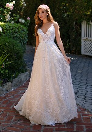 Simply Val Stefani GIANNA A-Line Wedding Dress