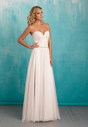 Allure Bridals 9324 A-Line Wedding Dress