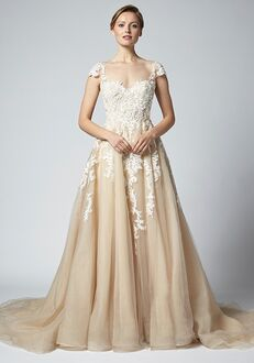 Henry Roth for Kleinfeld Danube A-Line Wedding Dress