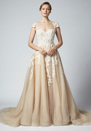 Henry Roth for Kleinfeld Danube A-Line Wedding Dress