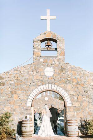 A Rustic Wedding in Arkansas