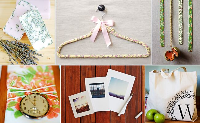 DIY Bridesmaid Gifts // Featured: The Knot Blog