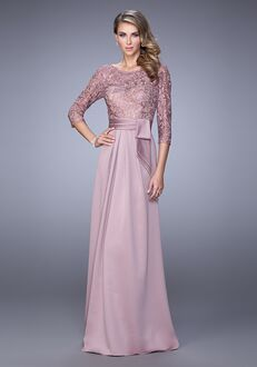 La Femme Evening 21673 Mother Of The Bride Dress