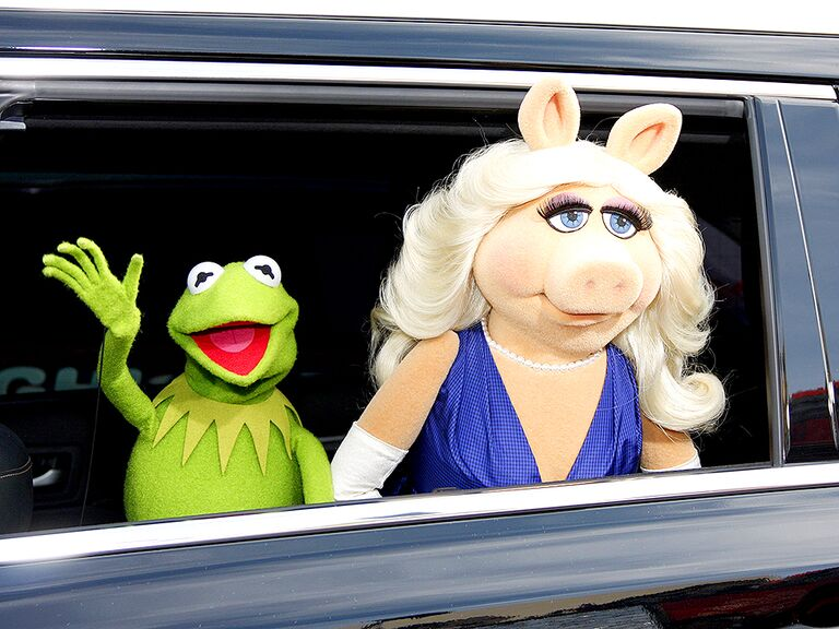 The Muppet Show famous tv couples