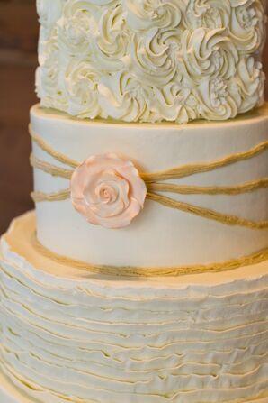 Detailed Cake Shot