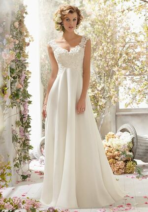 200 most Beautiful A-Line Wedding Dresses of all times - wedding dresses  - cuteweddingideas.com
