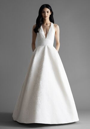 Allison Webb Rose A-Line Wedding Dress