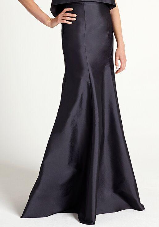 Monique Lhuillier Bridesmaids 450320_Grey Bridesmaid Dress