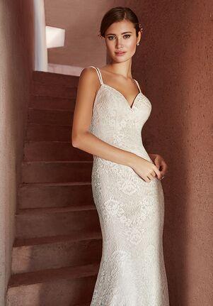 Simply Val Stefani EMEI Mermaid Wedding Dress