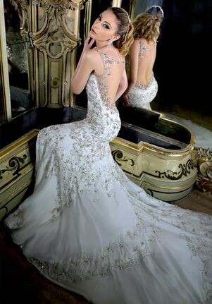 Ysa Makino KYM62 Sheath Wedding Dress