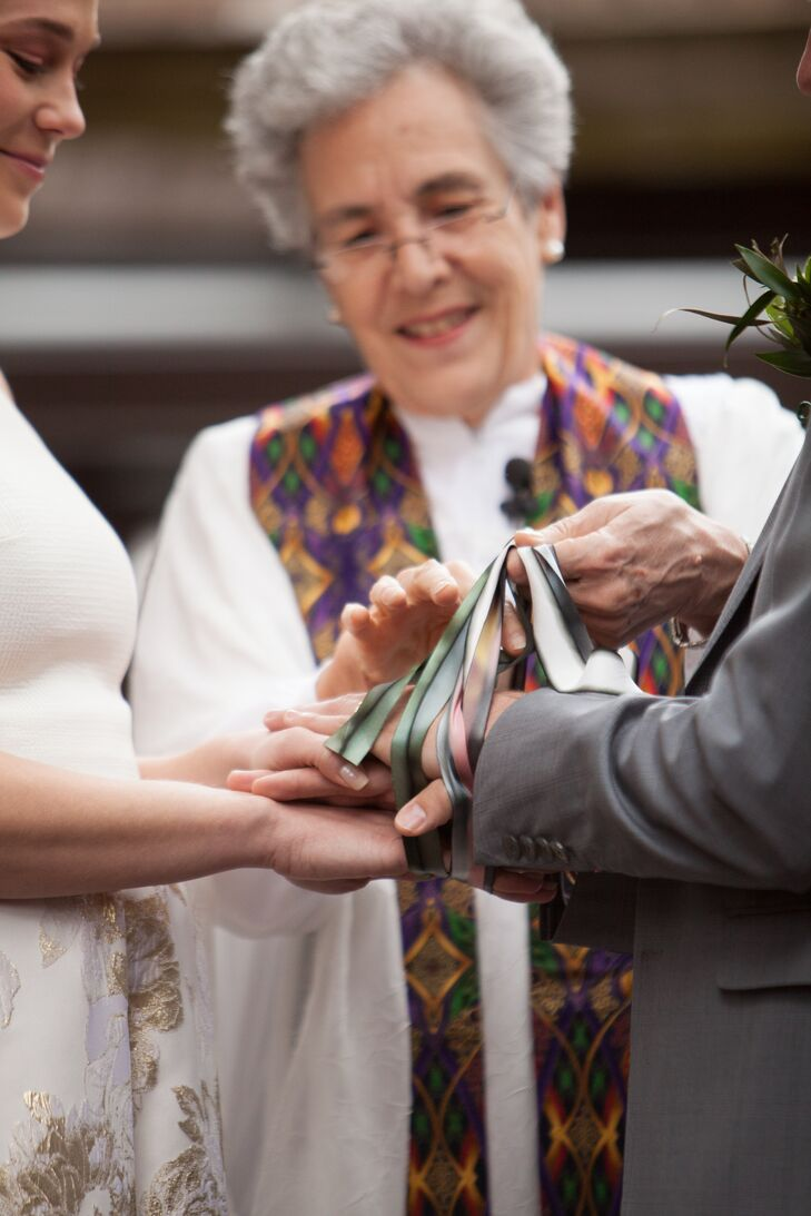 Knot-Tying Ceremony at Morning Glory Inn