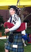 Louisville, KY Bagpipes | Jared Mays