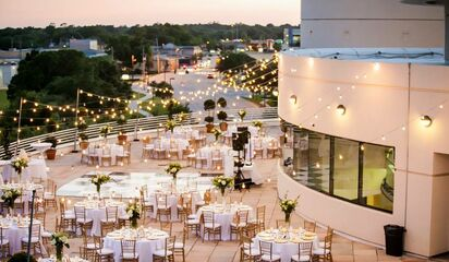 Wedding Venues Orlando.Orlando Science Center Reception Venues Orlando Fl