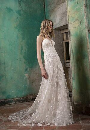 Tony Ward for Kleinfeld Bright Wedding Dress