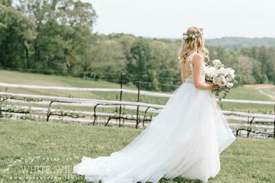 Top 6 Winery And Vineyard Wedding Venues In Georgia The